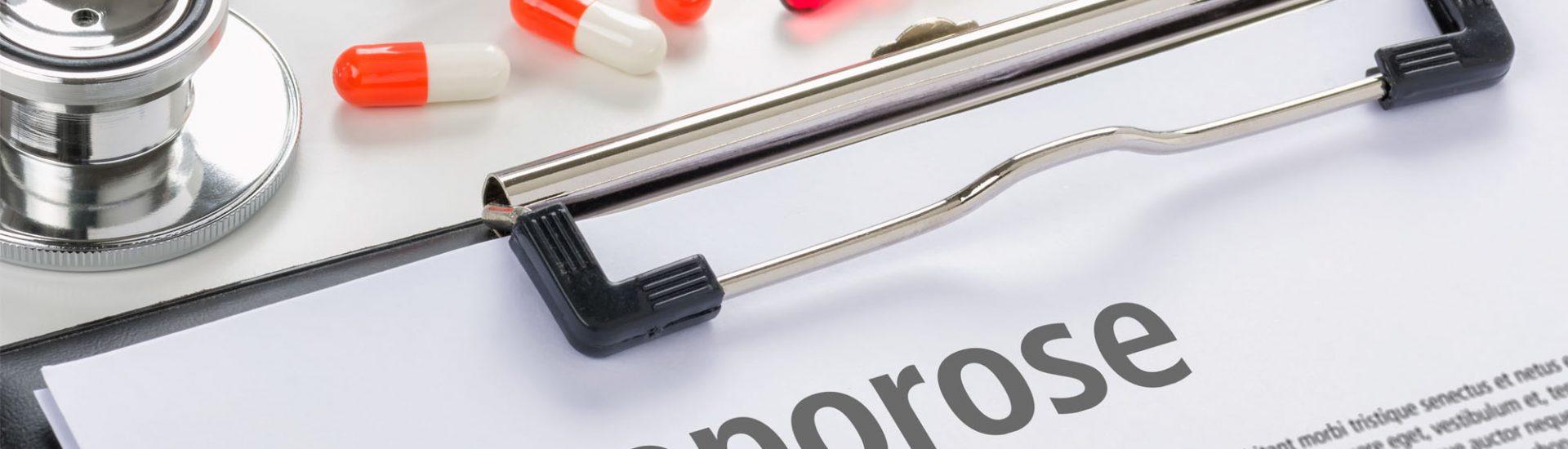 Knochenschwund: Symptome, Ursachen, Diagnose & Behandlung