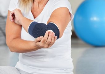 Schmerzen im Ellenbogen: Ursachen und Symptome