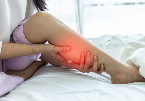 Schmerzen in der Wade: Ursachen, Diagnose & Behandlung